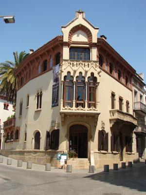Casa museu Ll. Domènech i Montaner