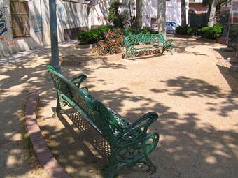 Plaça Colomer - Cooperativa